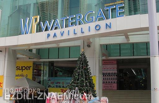 Новый шоппинг в Бангкоке