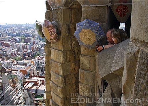 Достопримечательности Барселоны: храм Святого Семейства