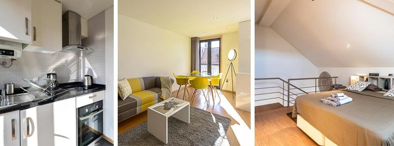 """Апартаменты """"Ribeira Port Wine Apartments"""" в Порто"""