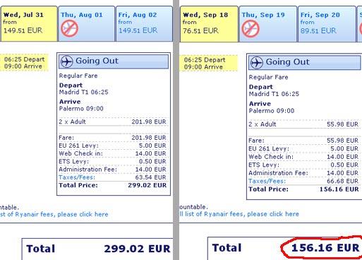 Как купить недорогие авиабилеты RayanAir