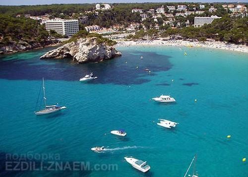 Острова Испании: Менорка