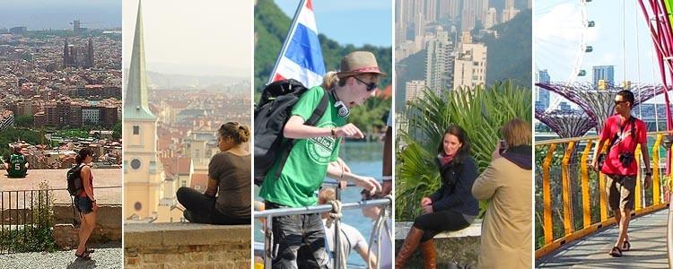 5 самых удобных стран для первого самостоятельного путешествия