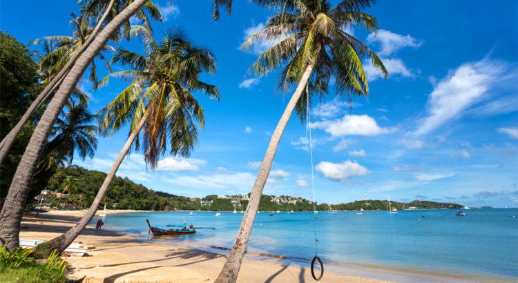 Пляжи Пхукета (Тайланд)