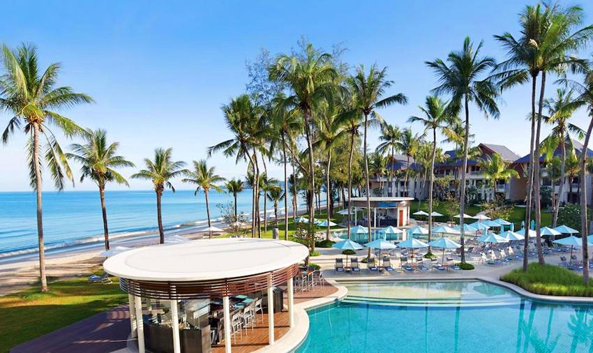 Пляж Банг Тао, отель Outrigger Laguna Phuket Beach