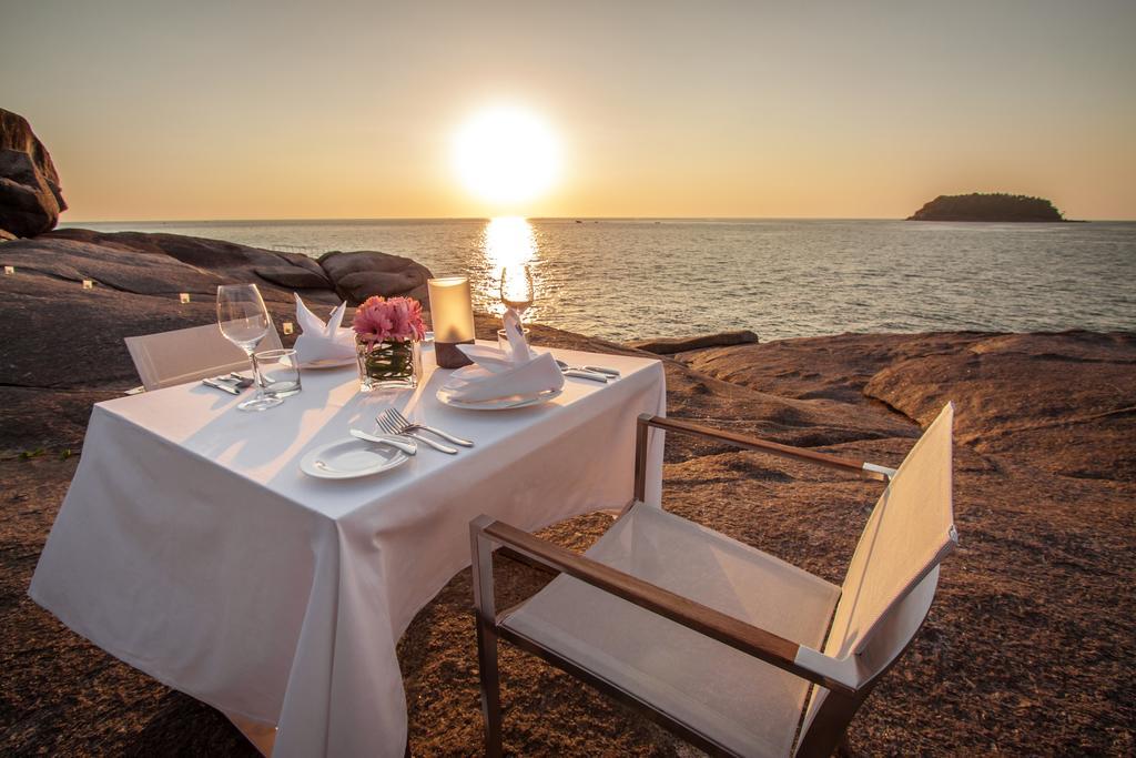Ужин на пляже