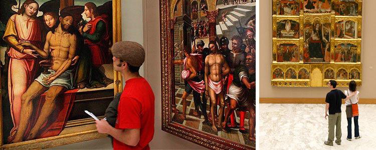 Музей искусства De Belles Arts в Валенсии