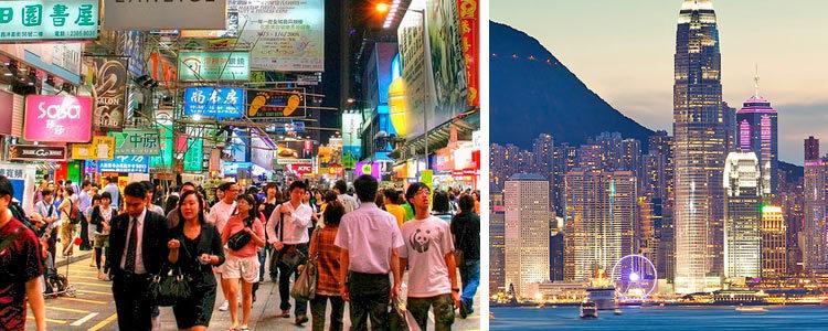 Только в Гонконге! Впечатления от города