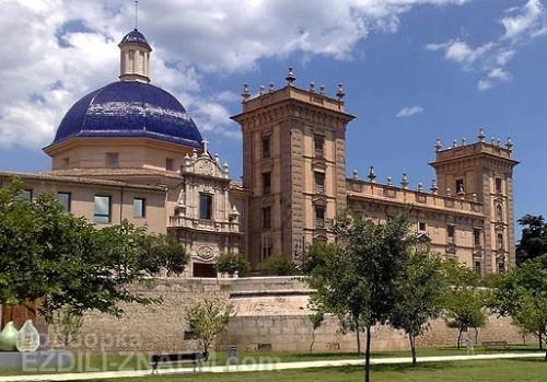 Музей искусства в Валенсии