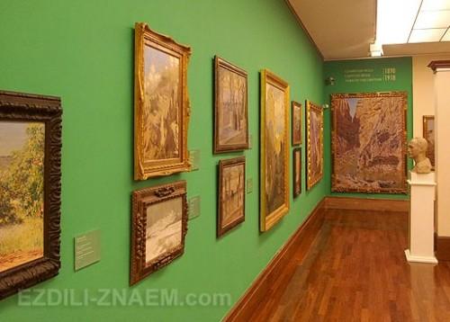 Музей Изящных Искусств в Валенсии