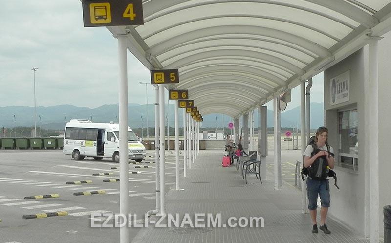 Как ездить на автобусах по Испании