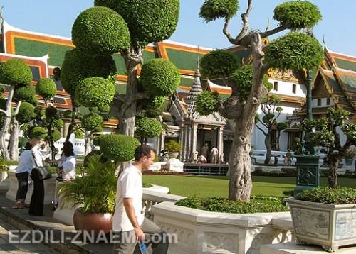 Экскурсия по Королевскому дворцу в Бангкоке