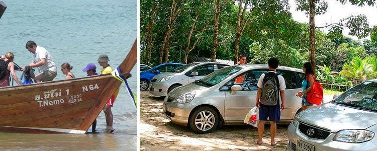 Экскурсии в Краби (Таиланд): 10 мест куда можно съездить самостоятельно