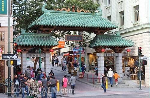 Что посмотреть в Сан-Франциско: Чайна-таун