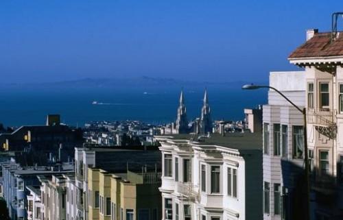 Что посмотреть в сан-Франциско: холмы вокруг города