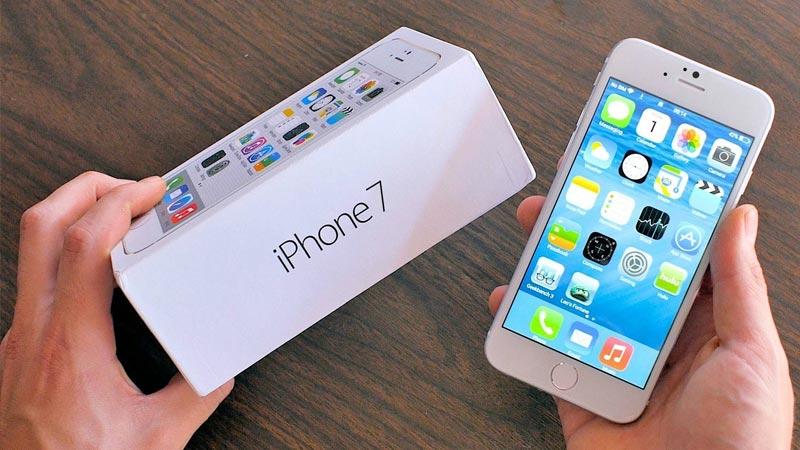 цены на айфон 7 в таиланде