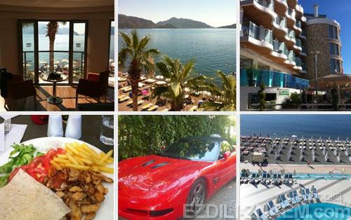 Отель Marbella в Мармарисе (Турция)