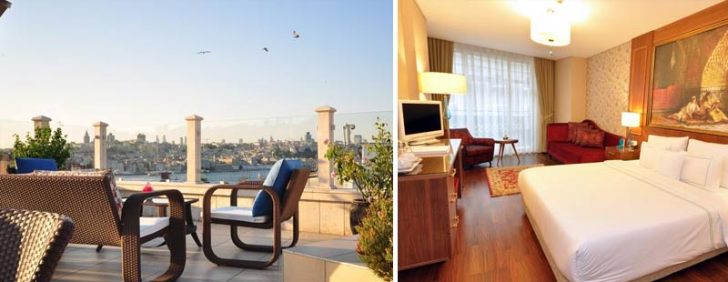 Отель Neorion в Стамбуле, Турция
