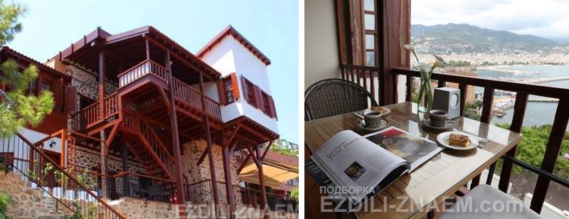 Отель Villa Turka в Аланье, Турция