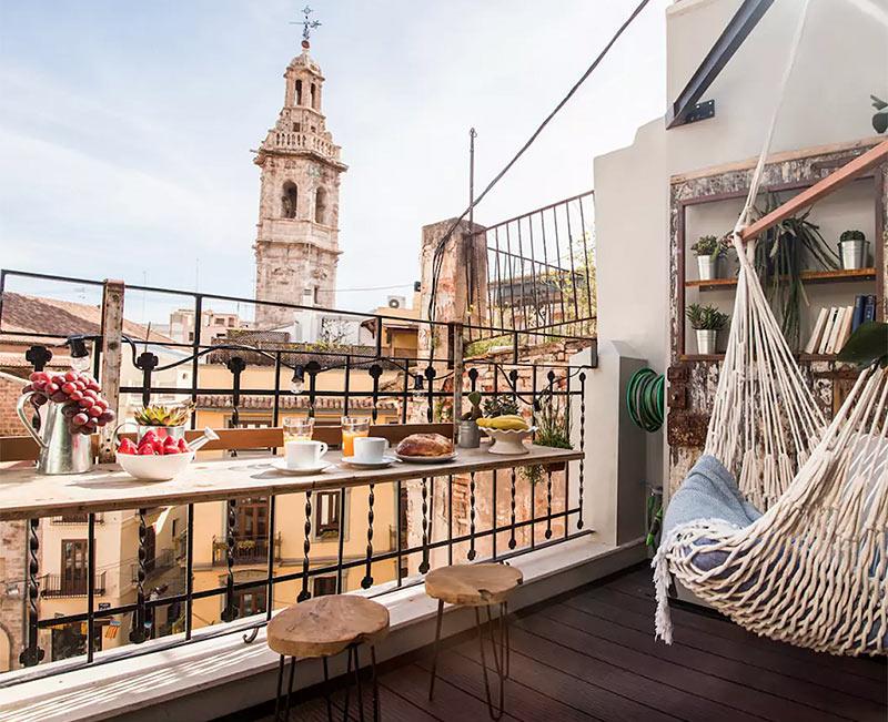 Необычное жилье через Airbnb