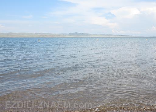 Отдых на озере Шира в Хакассии