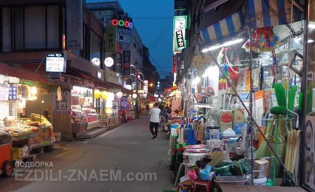 Достопримечательности Сеула, Южная Корея