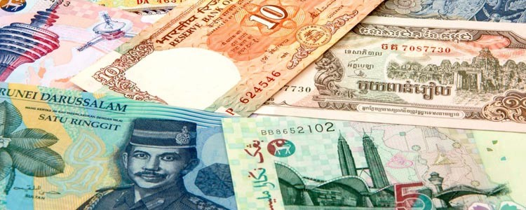 Деньги в Азии