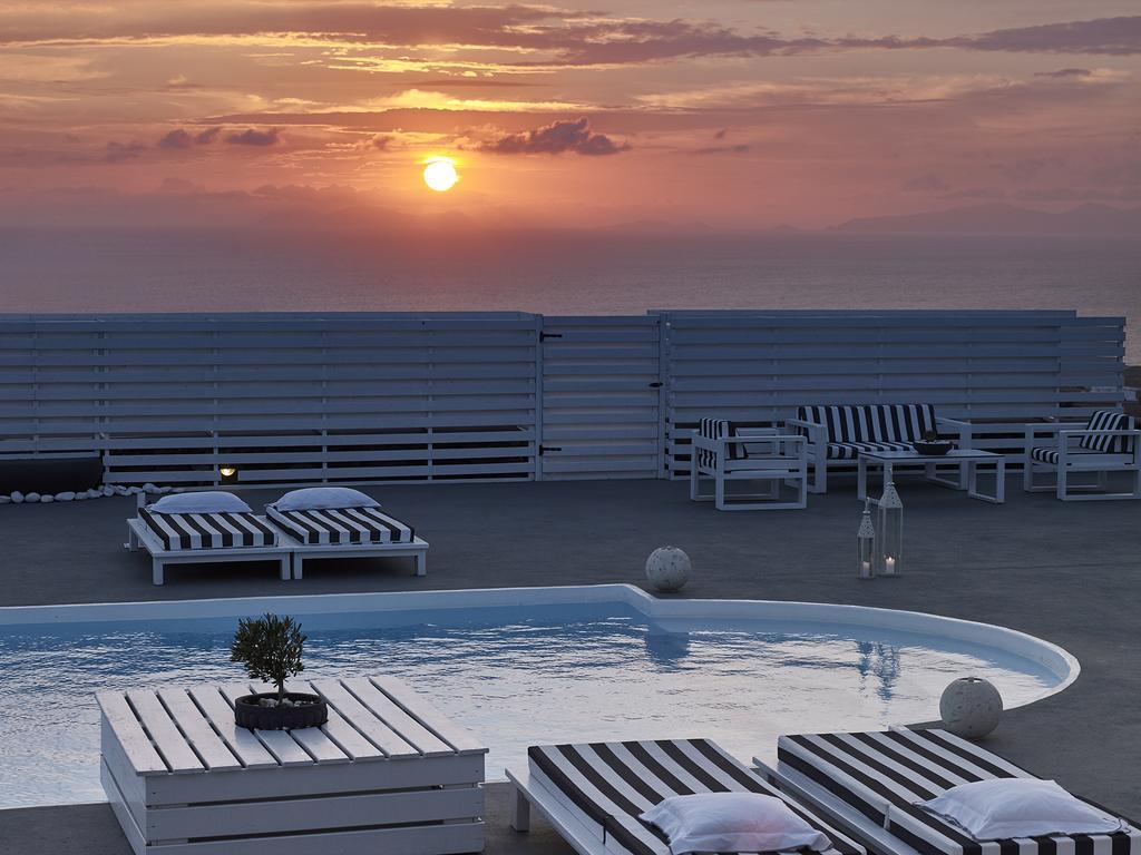 Греция, санторини, Mythique Villas & Suites