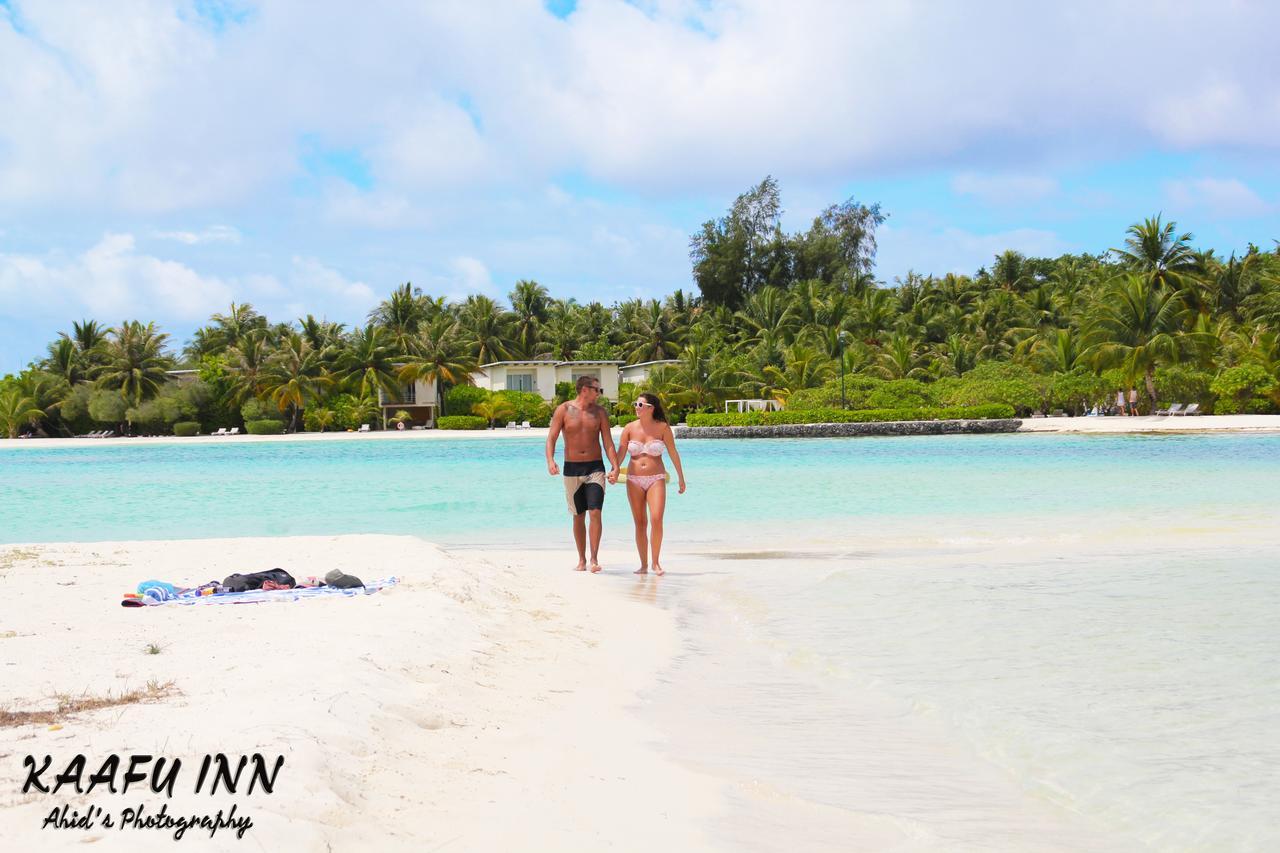 Бюджетный отдых на Мальдивах. Фото Kaafu Inn
