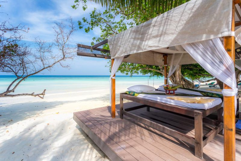 Holiday Inn Resort Phi Phi Island - один и лучших отелей на острове Пи-Пи