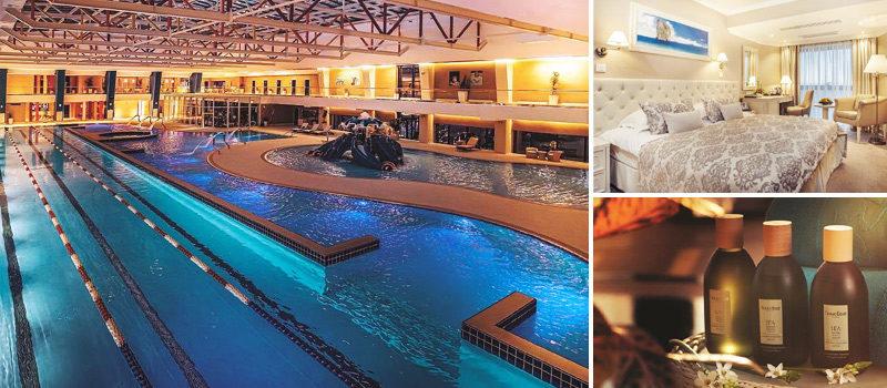 Четырехзвездочный курортный отель «Рэдиссон Лазурная»
