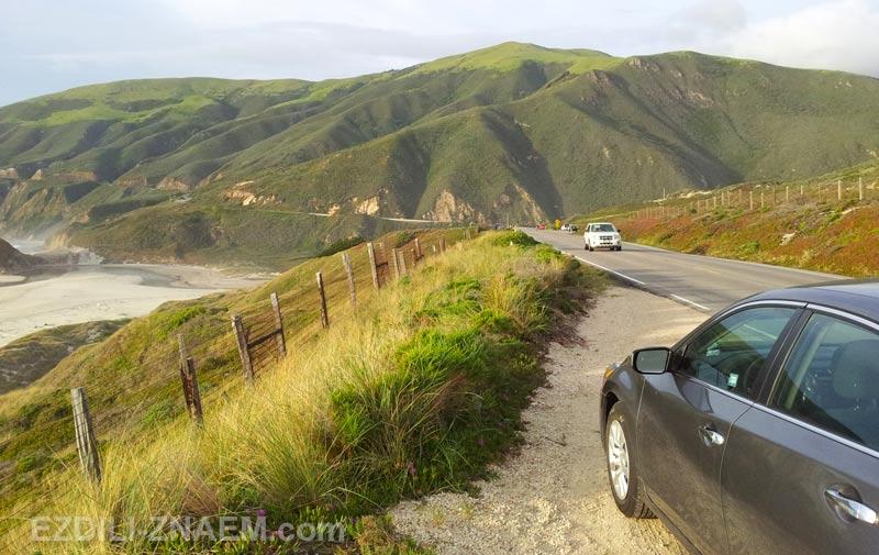 секреты вождения автомобиля в Америке