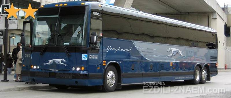 """Автобус компании """"Greyhound"""""""