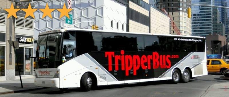 """Автобус """"Tripper Bus"""" из Нью Йорка в Вашингтон"""