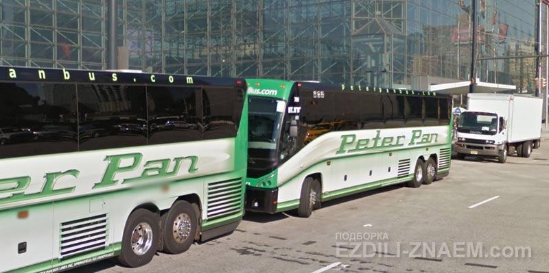 "Автобусы ""Peter Pan"""