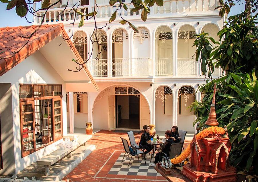 """небольшой отель """"Innspire Bangkok"""""""
