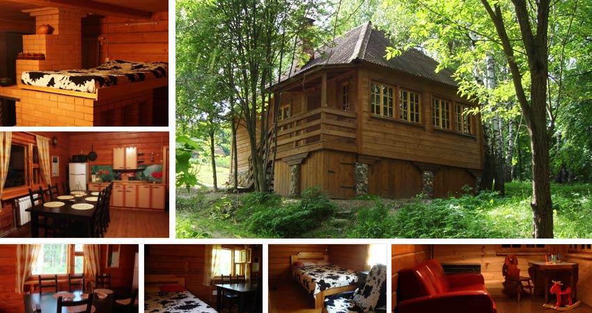 Дом у Озера, Переславль-Залесский, Золотое Кольцо