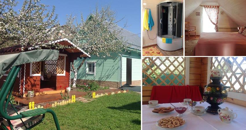 Дом в Костроме