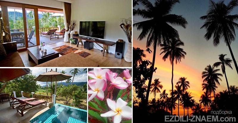 Вилла Tropical Season Villa Resort, Самуи, Таиланд