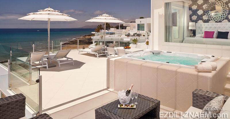 Отель на Канарских островах