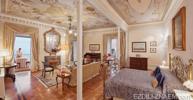 Отель в Италии для начала свадебного путешествия