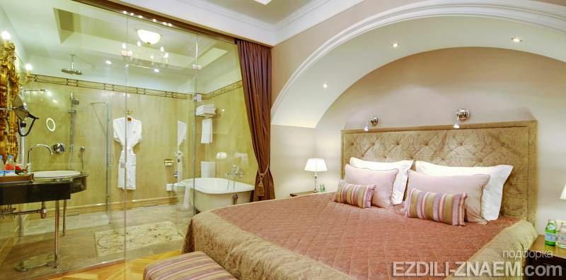 Один из лучших отелей Санкт-Петербурга