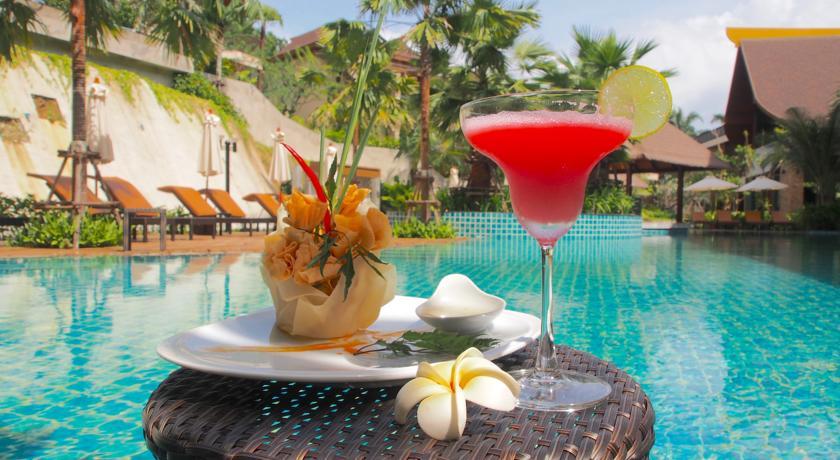 В отеле Hula Hula Resort and Spa, Краби, Ао Нанг
