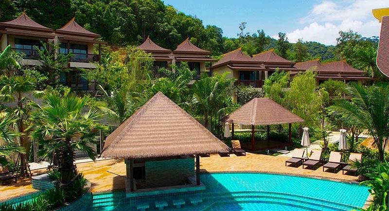 Отель Hula Hula Resort в Ао Нанге, Краби