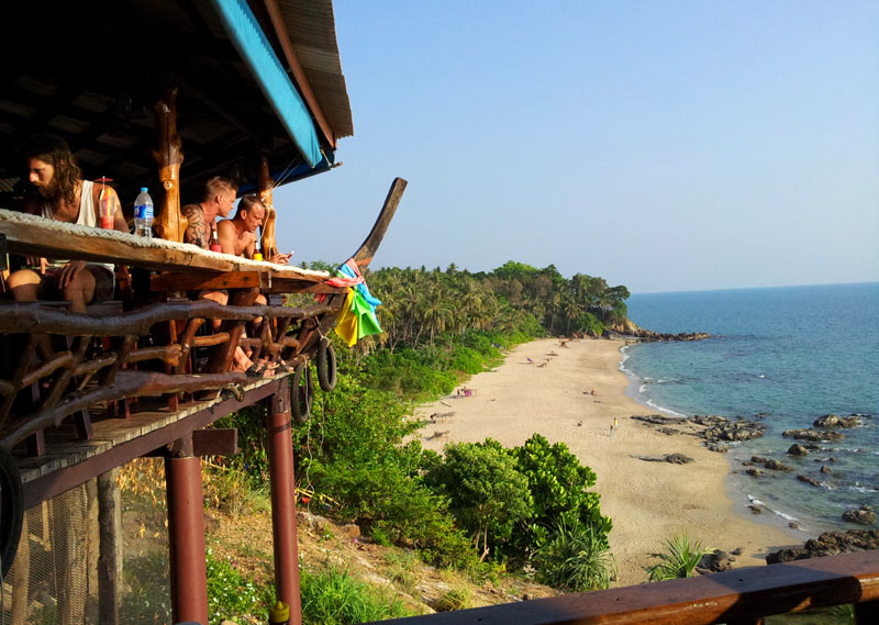 Отдых на море, на островах Таиланда