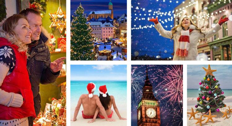 Где встретить Новый год за границей: 6 лучших мест