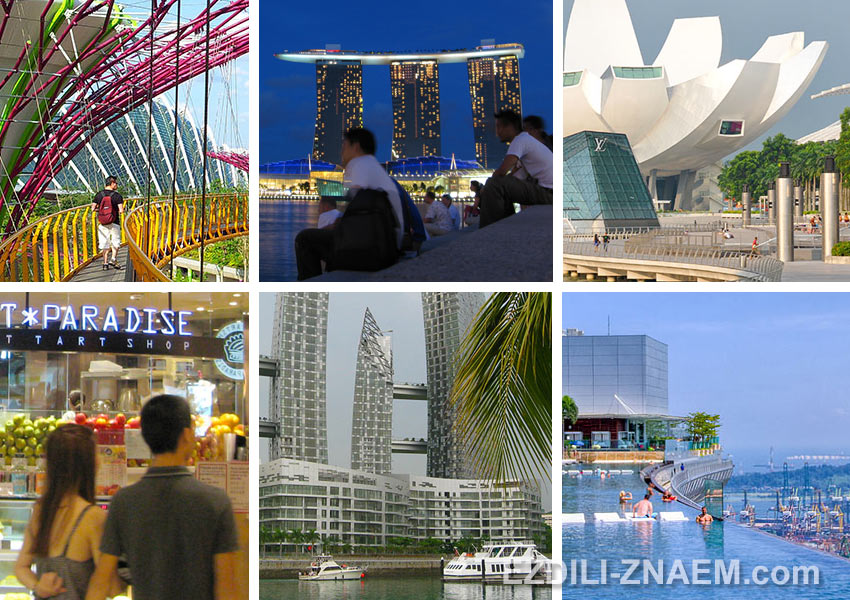Сингапур - отличная страна для первого самостоятельного путешествия