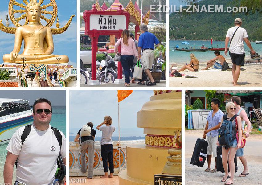 Таиланд для первого самостоятельного путешествия наилучший выбор
