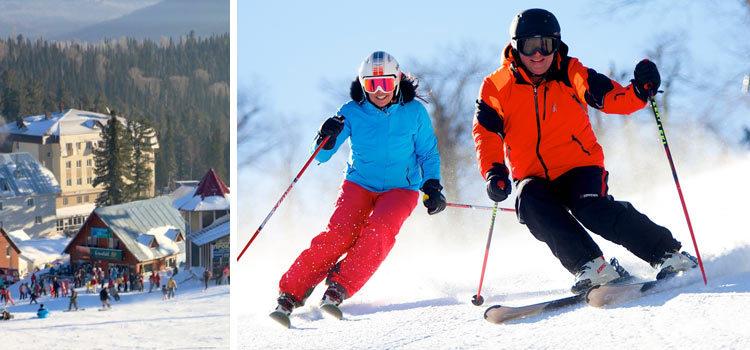 Шерегеш - горнолыжный курорт. Зимний отдых и горные лыжи