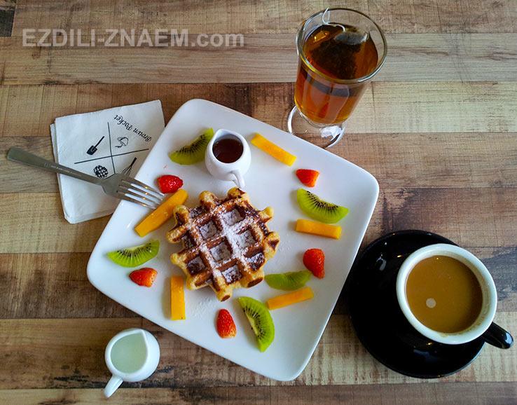 Кофейня в Gurney Paragon, Пенанг