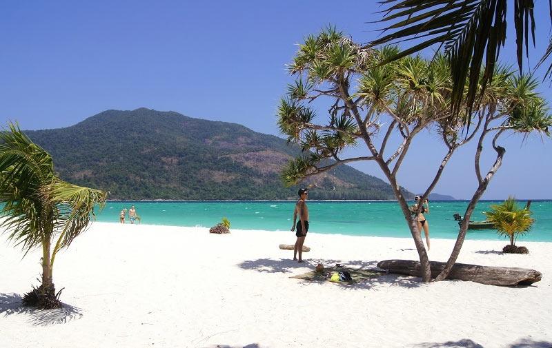 Пляж Санрайз на Ко-Липе, Таиланд